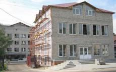 Кирсанов, новое здание