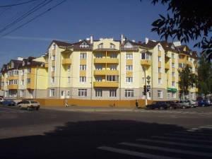 Новое здание в Кирсанове