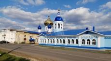Тихвинский храм и воскресная школа