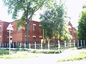 Здание ЦРБ