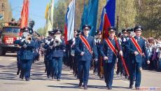 Духовой оркестр в День Победы
