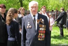 Федосеев Сергей Иванович - ветеран ВОВ