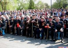 Кирсановские ветераны ВОВ