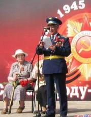 Кирсановец ветеран Галкин