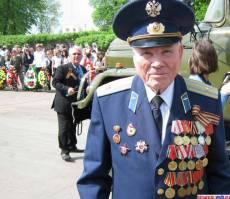 Кирсановский ветеран ВОВ