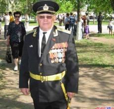 Ветеран ВОВ. Кирсанов