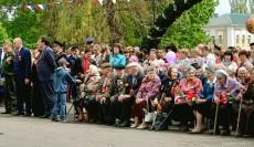 Ветераны на 9 мая - 2017