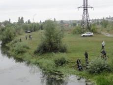 Соревнования рыбаков. (День города 10.09.2011г.)