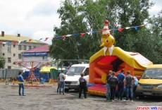 Праздник День Кирсановского района