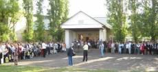 Первый звонок, школа №1, Кирсанов