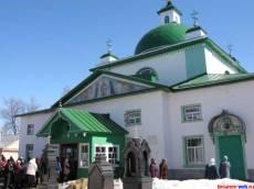 Великая Суббота в Кирсановской церкви