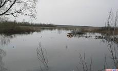 Весенний разлив в Кирсанове