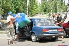 День ВДВ Кирсанов