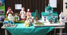 Церковь Космы и Дамиана, куклы