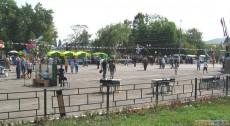 На площади-День города