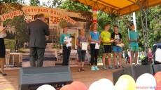 Победители легкоатлетического забега
