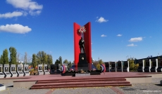 Мемориал участникам ВОВ