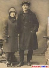 Александр Кубасов и Александра Зубехина-уроженцы Кирсанова