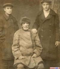 Кубасов Иван Назарович, фото 1932 год