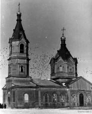 Церковь в селе 2-я Иноковка построена в 1901