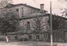 Детский сад №4. Фото 1967 год