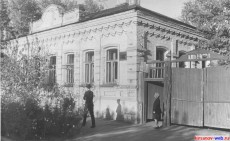 Детсад №5, ул Советская, 60-е годы