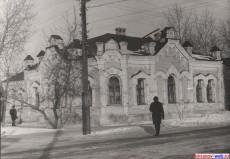 Жилой дом по ул Советской и Коммунистической, 1970 г
