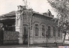 Госбанк, ул Советская и Коммунистическая, 1969 год