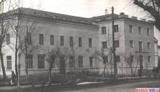 Гостиница. Фото 15 марта 1970 года