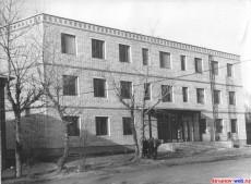 Здание КБО по ул Советской. Фото 1975 год