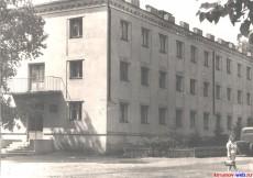 Кирсанов, гостиница