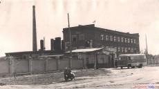 Хлебозавод- проходная. Фото 1967 год