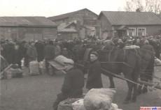 Колхозный рынок. 1961 год