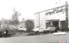 Кооп универмаг. Фото 1987 год