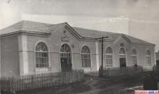 Здание магазина в селе Уваровщина, 1970 год