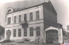 Детская музыкальная школа семилетка. 1967 год