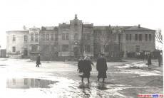 Вокзал. 15 марта 1970 г