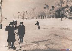 Улица Энгельса, фото 1963 года
