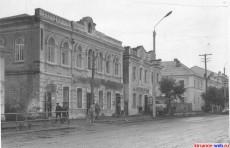 Улица Красноармейская. Фото 1971 год