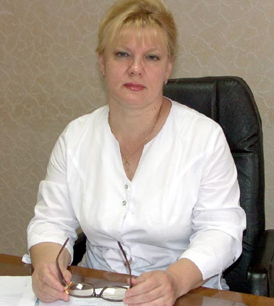 врач Кирсановской больницы Климентова