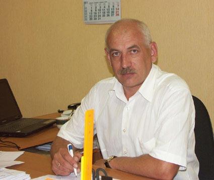 секретарь Кирсановского отделения Е. Роиссии Мешков А. М.