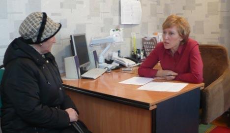 В приемной Губернатора Администрации Кирсановского района
