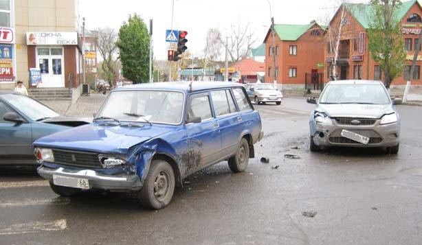 фото разбитых машин