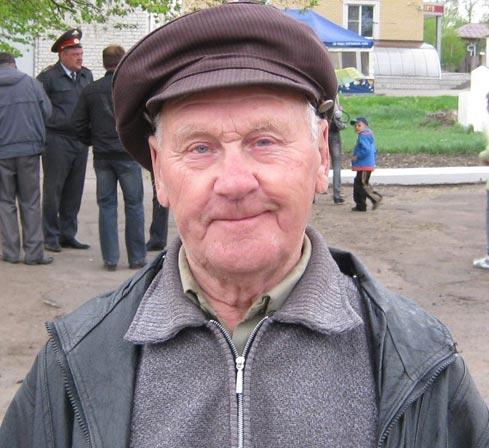 разведчик С.И. Федосеев