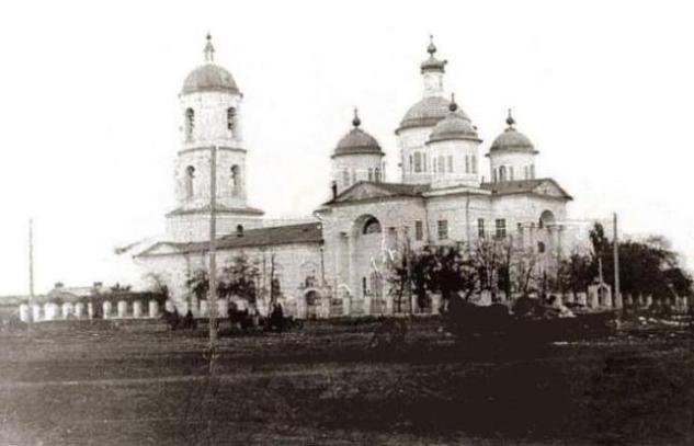 Кирсановский Успенский собор