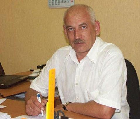 Зам главы города Кирсанов - Мешков